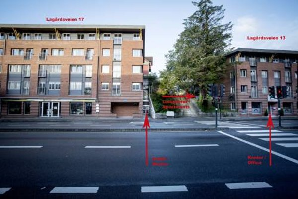 City Housing - Lagardsveien 17 - фото 22
