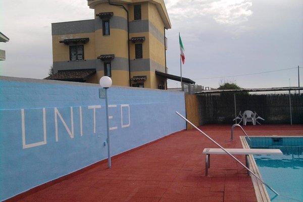 Hotel United - фото 12