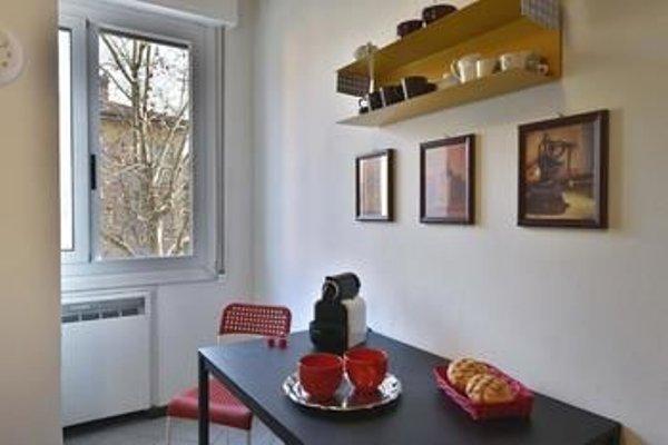 Laura Bassi Halldis Apartment - фото 10