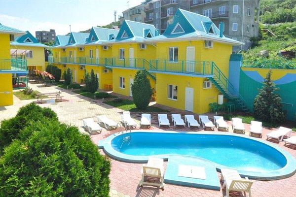 Отель Индиго - фото 19