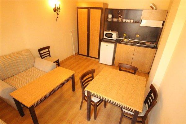 Menada Atrium Apartments - фото 19