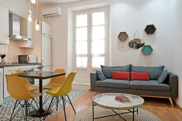 UrbanChic Oasis Centre Apartment - 10