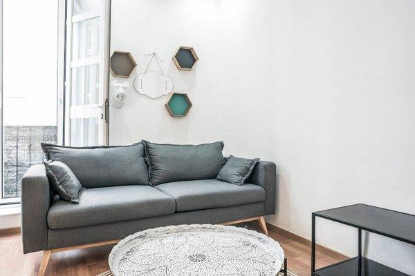 UrbanChic Oasis Centre Apartment - 11