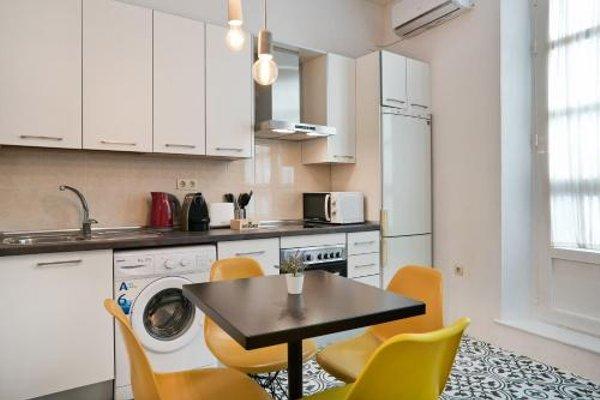 UrbanChic Oasis Centre Apartment - 15