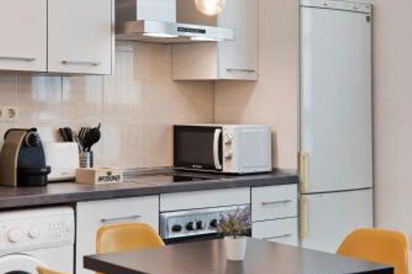 UrbanChic Oasis Centre Apartment - 16