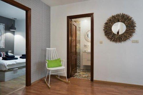 UrbanChic Oasis Centre Apartment - 19