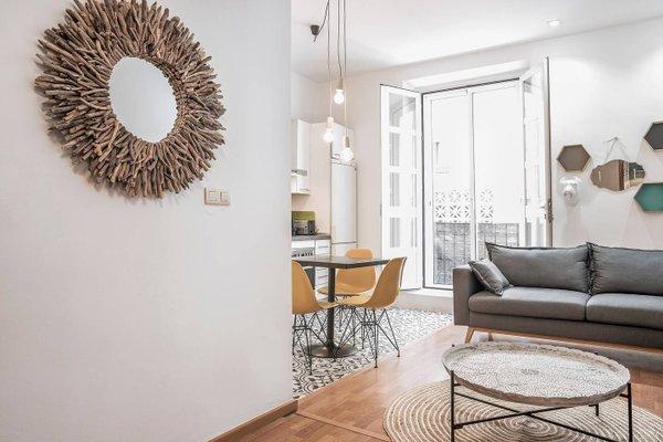 UrbanChic Oasis Centre Apartment - 7