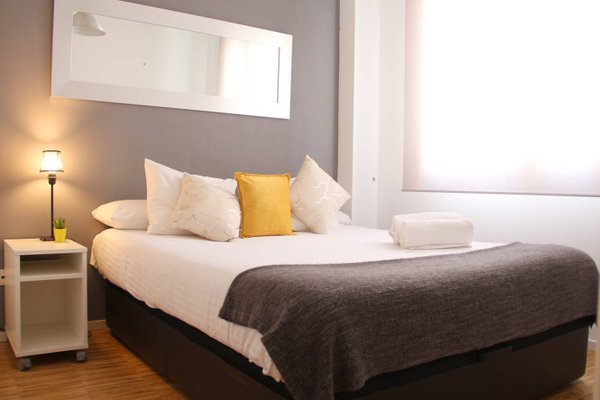 7rooms7 Gran Via Madrid Apartments - 23