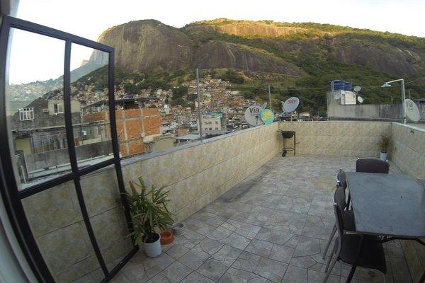 Ghetto Rocinha Hostel - фото 20