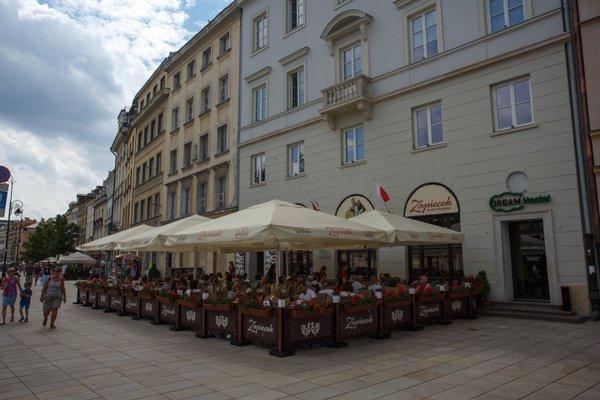 Dream Hostel Warsaw - фото 22