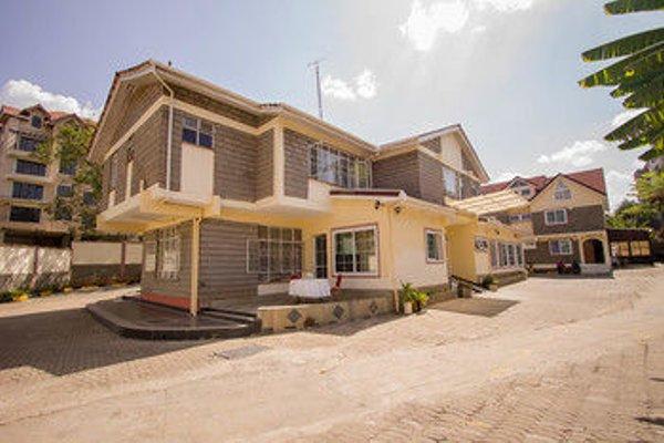 Wida Resort Kilimani - фото 22