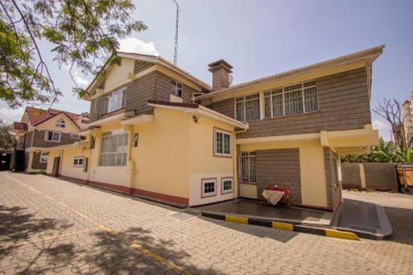 Wida Resort Kilimani - фото 23