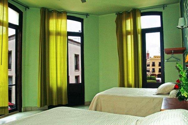 Hotel Plaza Queretaro - 23