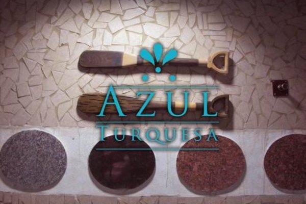 Azul Turquesa - фото 20