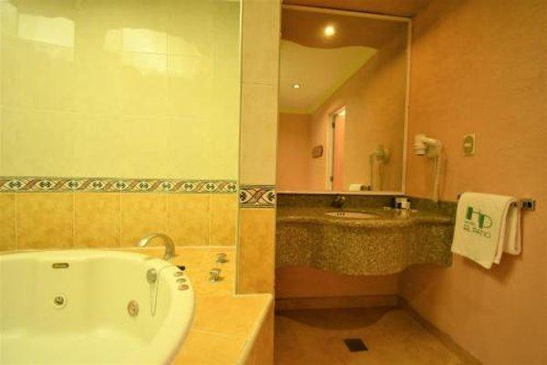 Hotel El Patio - фото 12