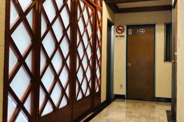 Hotel El Patio - фото 15