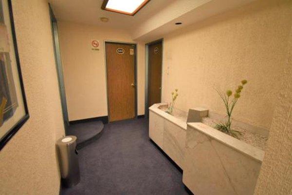 Hotel El Patio - фото 19