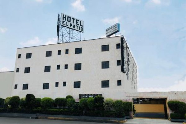 Hotel El Patio - фото 23