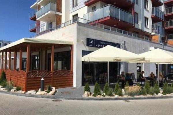 Apartment SunSea - фото 11
