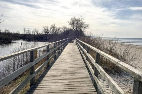 Apartment SunSea - фото 13