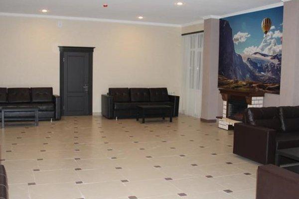 Отель Смайл - фото 10
