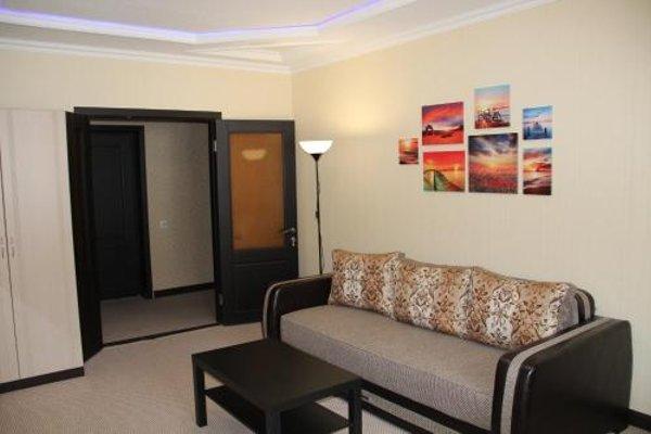 Отель Смайл - фото 14