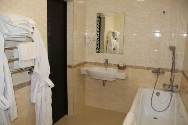 Отель Смайл - фото 17