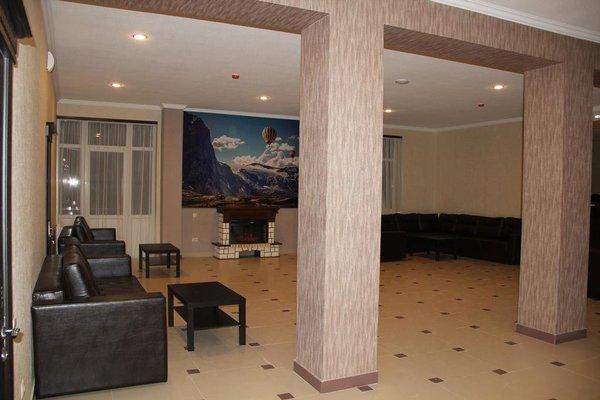 Отель Смайл - фото 18
