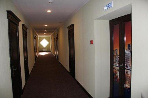 Отель Смайл - фото 19