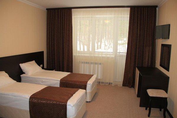 Отель Смайл - фото 4