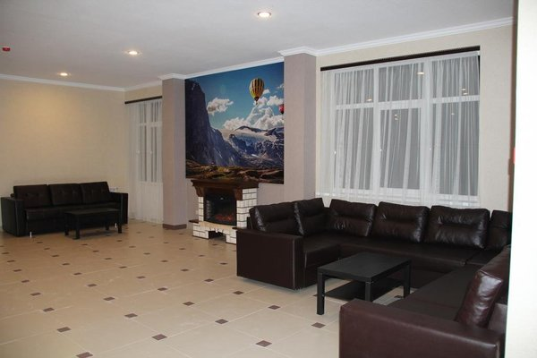 Отель Смайл - фото 9
