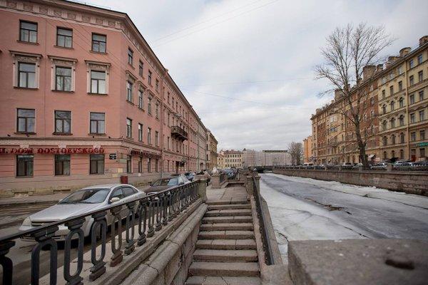 В Доме Достоевского - фото 18