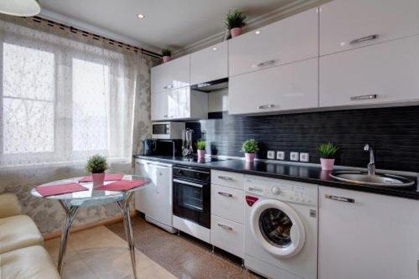 Апартаменты ИннХоум на Российской 167 - фото 20