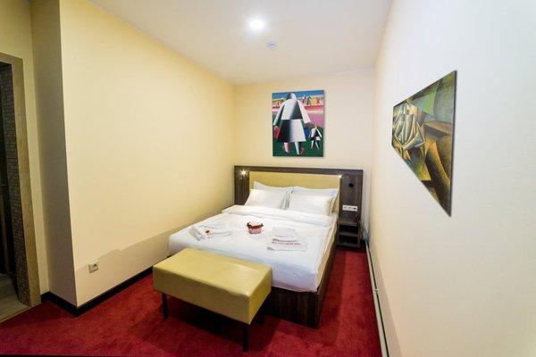 Отель Красный Подсолнух - фото 11