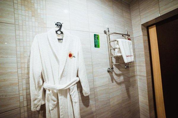Отель Красный Подсолнух - фото 14