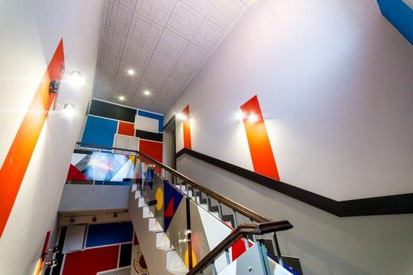 Отель Красный Подсолнух - фото 20