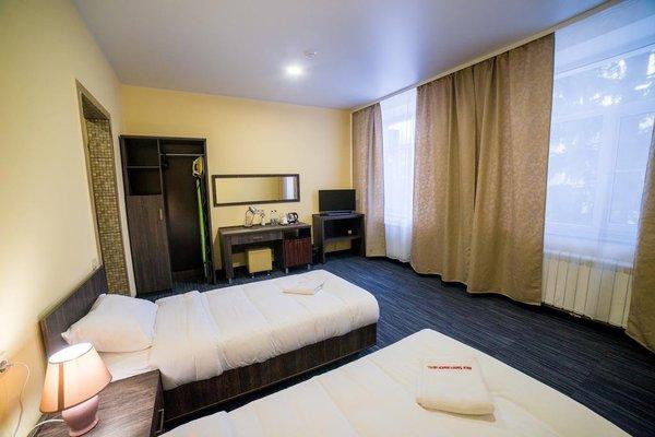 Отель Красный Подсолнух - фото 4