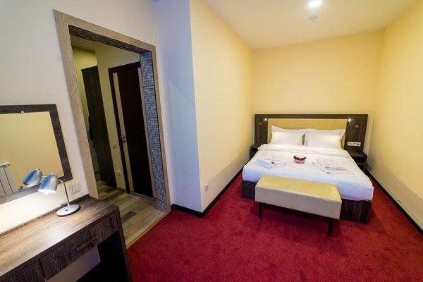 Отель Красный Подсолнух - фото 8