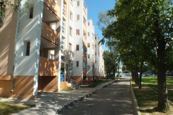 Apartment on Kosmonavtov Street - фото 16