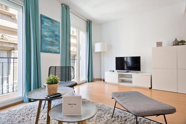 Sitges Group Centre Apartment - фото 17