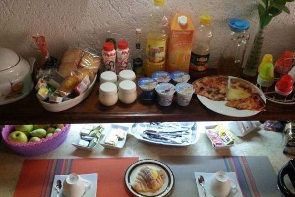 Отель типа «постель и «завтрак» - 11