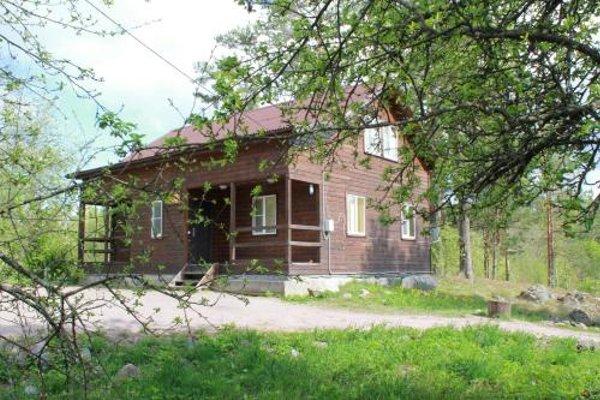 База отдыха Бородинское - 20
