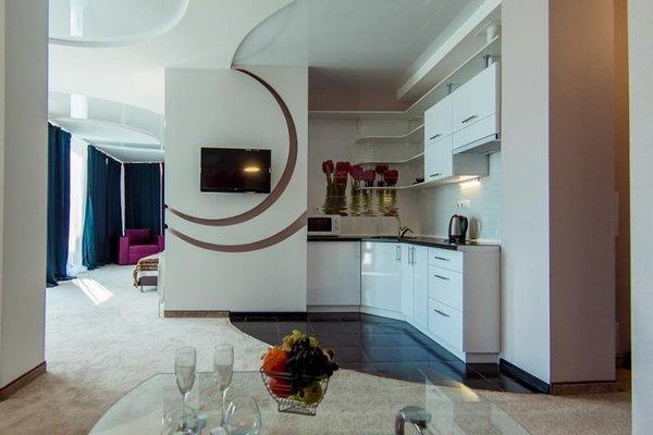 Отель Кристал - фото 10