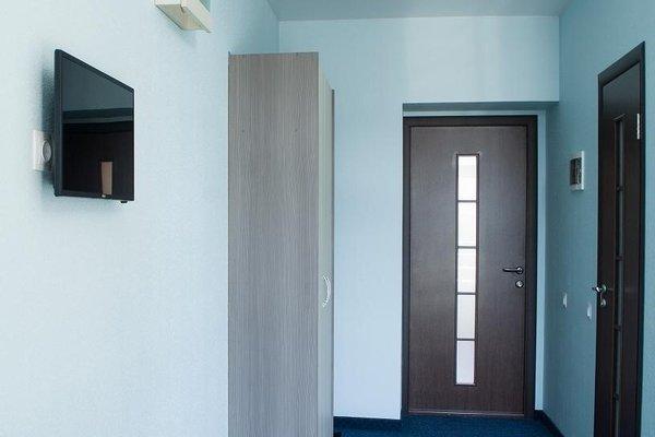 Отель Кристал - фото 17