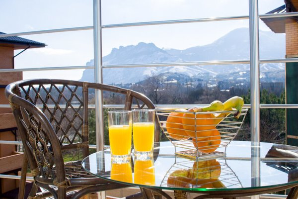 Отель Кристал - фото 23