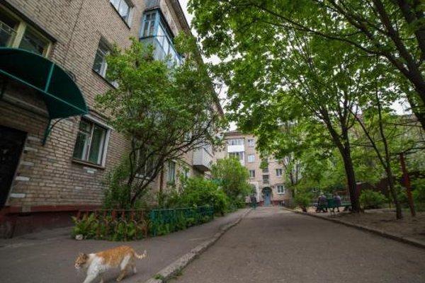 PaulMarie Apartments on Parijskoi Kommuny - фото 11