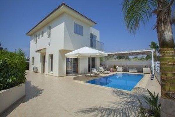 Villa Posidonas 3 - фото 21