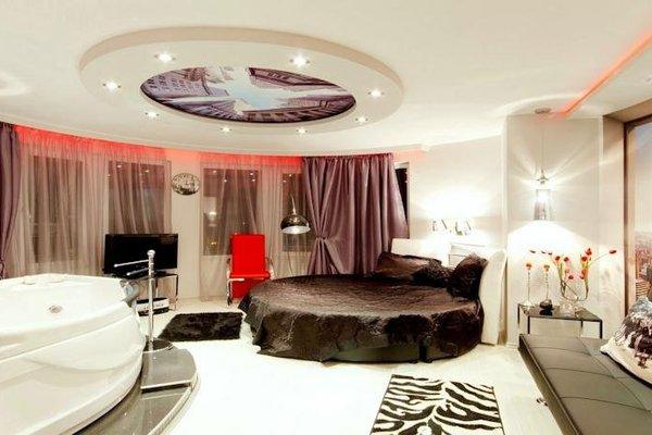 Penthouse Suites Apartments - фото 26
