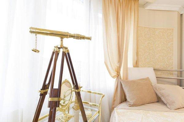 Penthouse Suites Apartments - фото 19