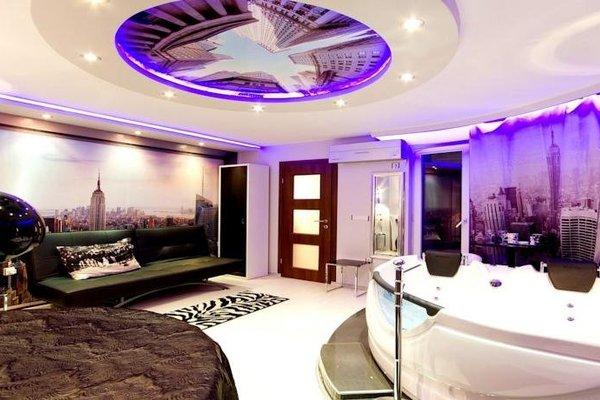 Penthouse Suites Apartments - фото 6